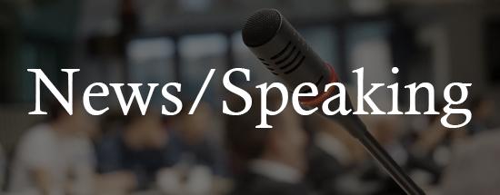 David Werdiger News Speaking Blog