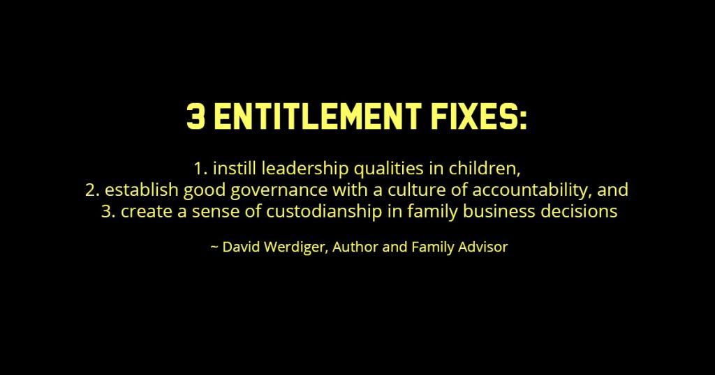 3 Entitlement Fixes