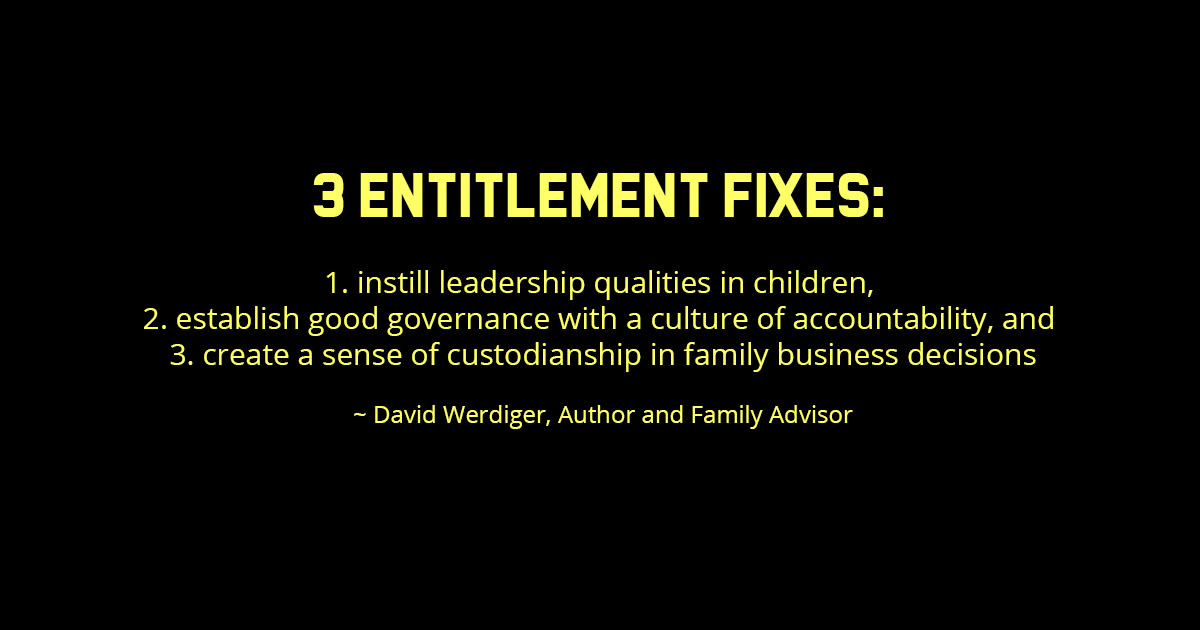 3 Entitlement Fixes