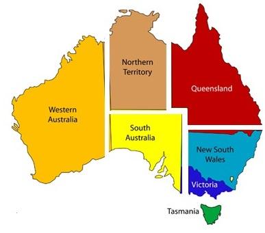 The Disunited States of Australia