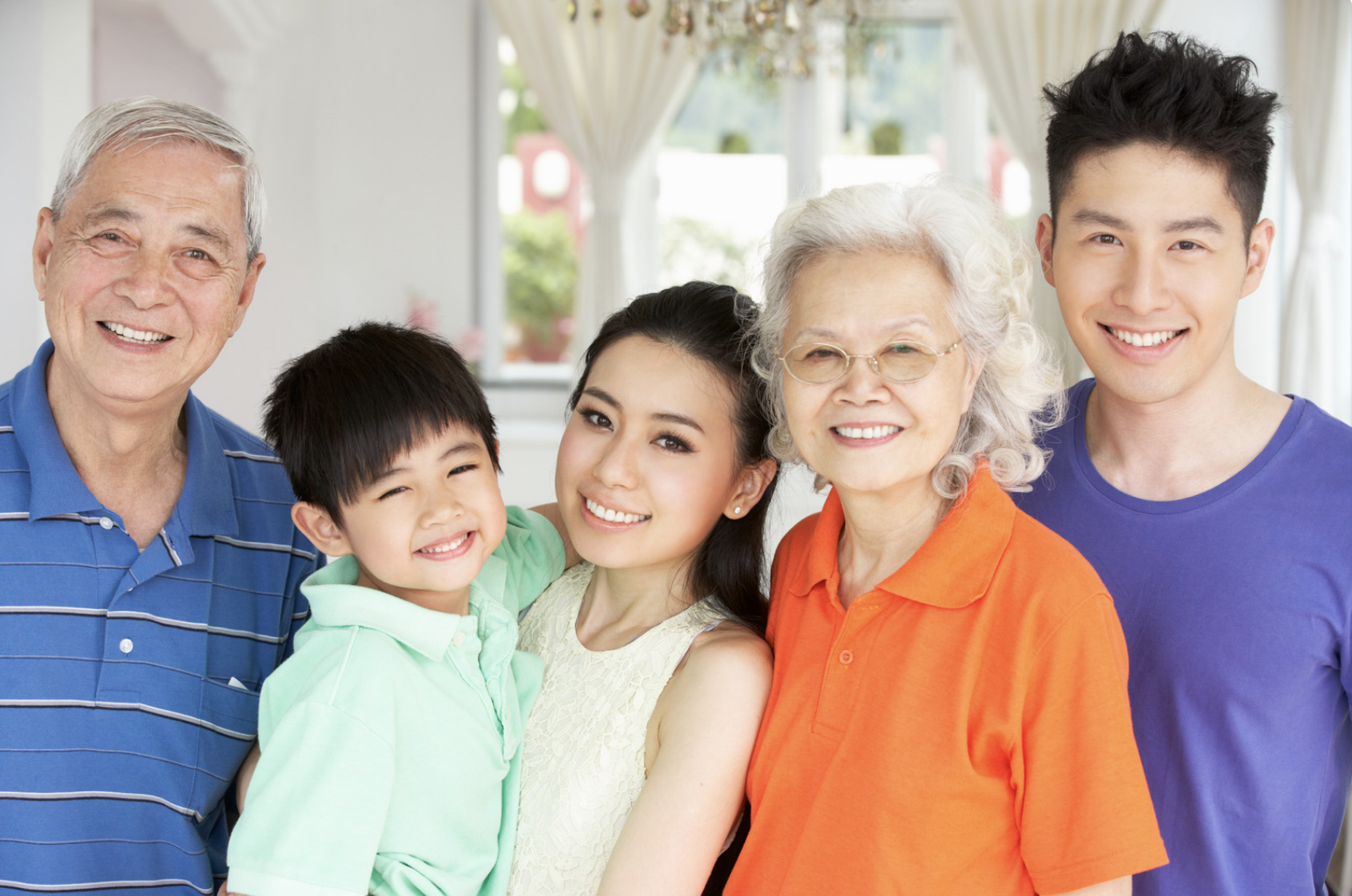 Intergenerational Resilience